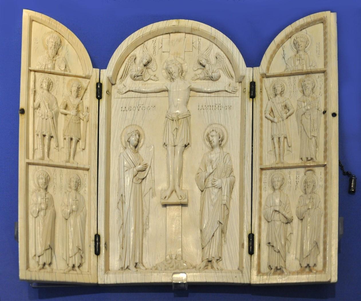The Borradaile Triptych