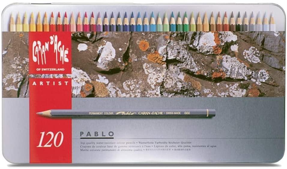 Caran d'Ache Pablo Colored Pencil Set