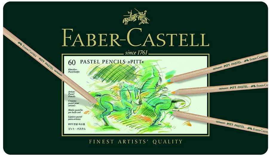 Faber-Castell Pastel Pencils
