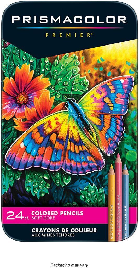 Prismacolor 3597T Premier Colored Pencils