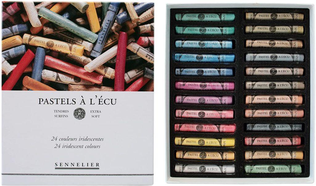 Sennelier Extra-Soft Full Stick Pastel Set