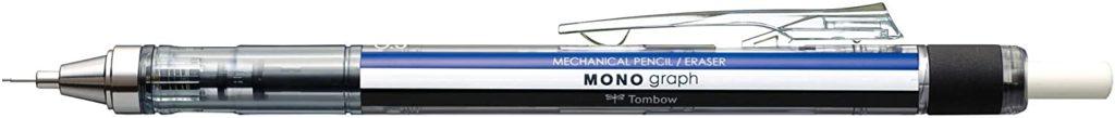 Tombow Mono Graph Shaker Mechanical Pencil
