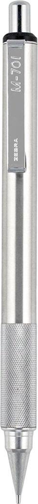 Zebra M-701 Stainless Steel Mechanical Pencil