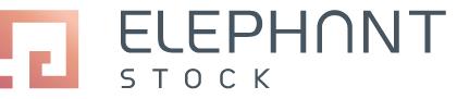 Elephant Stock Logo